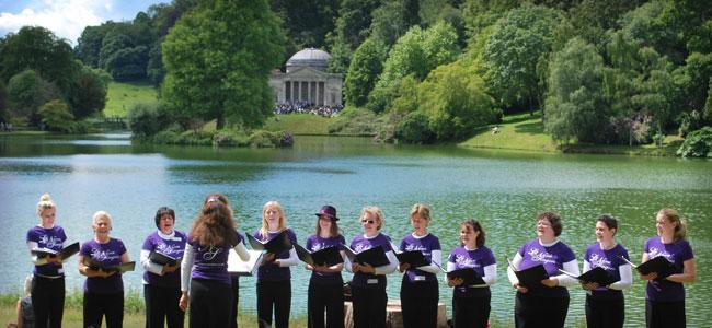 All-female classical choir La Nova Singers